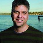 New York Times bestselling author Garth Stein