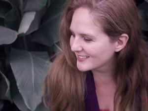 Maria E. Andreu, author of The Secret Side of Empty