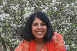 Chitra Banerjee Divakaruni, author of Sister of my Heart.