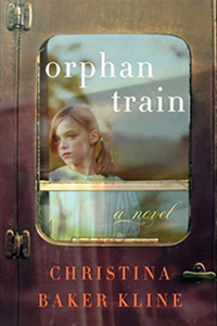 Orphan Train by Christina Baker Kline.