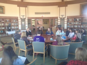 Orphan Train honors discussion 2 - edgewood