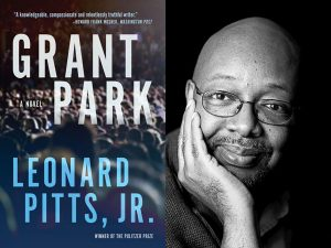 Leonard Pitts, Jr., Grant Park