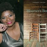 Sanderia Faye, author speaker and her novel Mourner's Bench