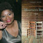 Sanderia Faye, author speaker and her novel Mourner's Bench
